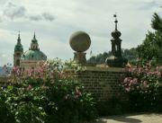 Výhled z Jižních zahrad