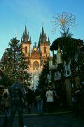 Advent v Praze