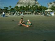 Hosi na plazi