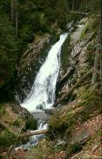 šumavské vodopády 40