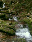 šumavské vodopády 41