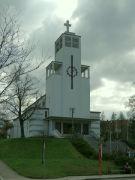 Kostel sv.Anežky České