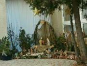 Keramický betlém v Čelákovicích