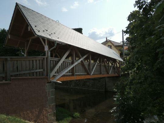 Most přes Úpu