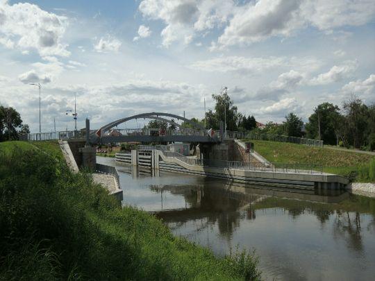 Poslední most je ve Vraňanech