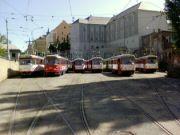 Odstavné depo v Olomouci