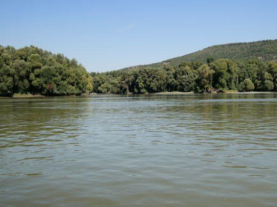 Soutok Hronu a Dunaje