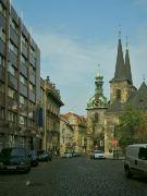 Kostel sv.Petra v Biskupské ulici