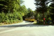 Úzkorozchodná tramvaj