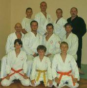 já na karate