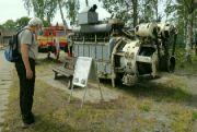 Motor z lokomotivy