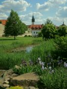 V parku Václava Havla