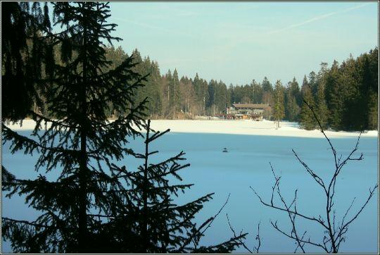 Velké Javorské jezero I