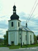 Hlavice - kostel sv. Linhart 1
