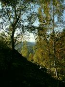 podzim na kopcích