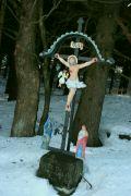 Křížek u Mariánskohorských bud