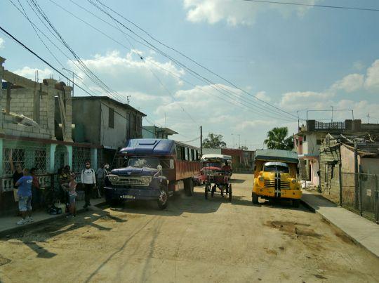 Místní doprava