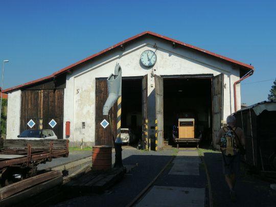 Železniční muzeum Frýdlant