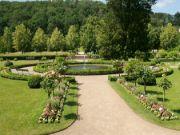 Zahrada zámku Weesenstein