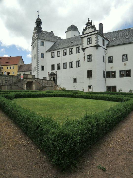 Zámek Lauenstein