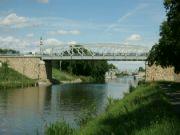 Mosty v Lužci.