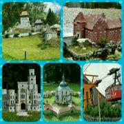 2.den - návštěva miniatur(hrady a zámky)