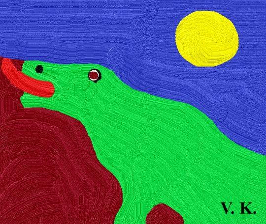 Zelený ještěr: Václav Kovalčík, Zlín