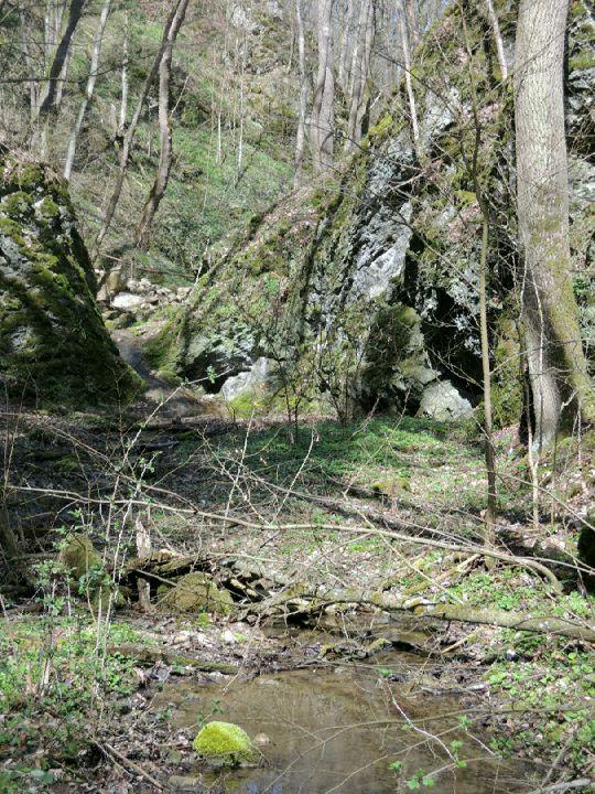 Bubovské vodopády