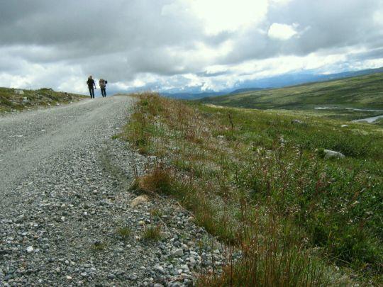 Norsko - Rondane