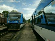 Hodně vlaků
