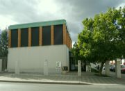 Nová budova Církve bratrské