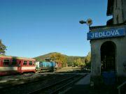 Jedlová nádraží