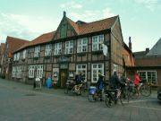 Konečně penzion ve Freiburgu.