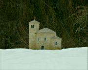 Říp rotunda sv. Jiří a sv. Vojtěcha