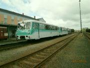 Ferkeltaxi OSEF Löbau, Schienenbus 040