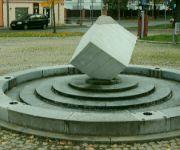 Fontánka na náměstí