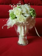 Svatební kytice 007