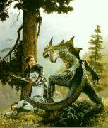 Rytíř versus Reptilián