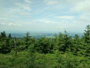 Výhled z Polomského kapce