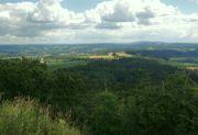 Výhled z hradu Kumburk