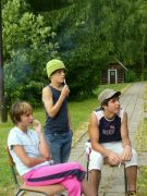 Sandra, Kamil a Pavel