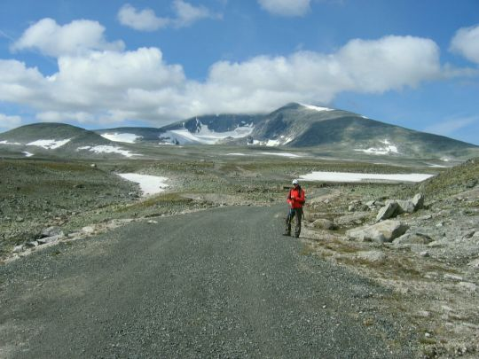 Norsko - Dovrefjell