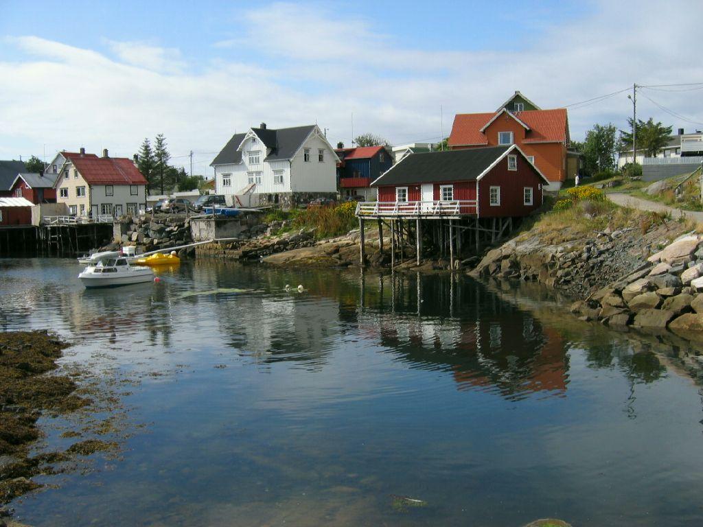 Norsko - Lofoty