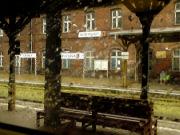z krátké návštěvy Polska v dešti