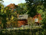 Usedlost ve Skanzenu (Stockholm)