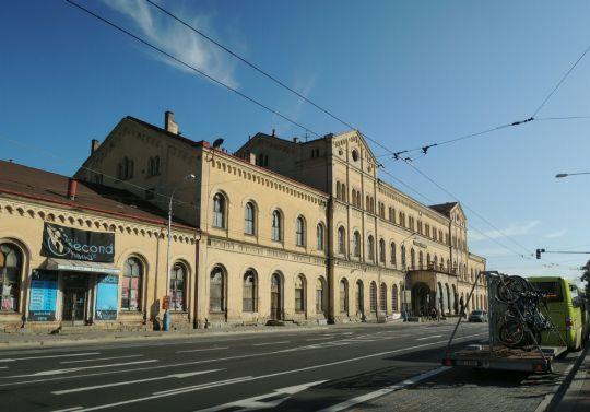Nádraží Teplice v Čechách