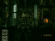 Interier kostela NH
