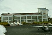 historické letiště Mariánské Lázně