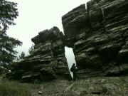 Kamenná vrata