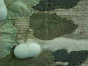 Cesta hedvábí - detail